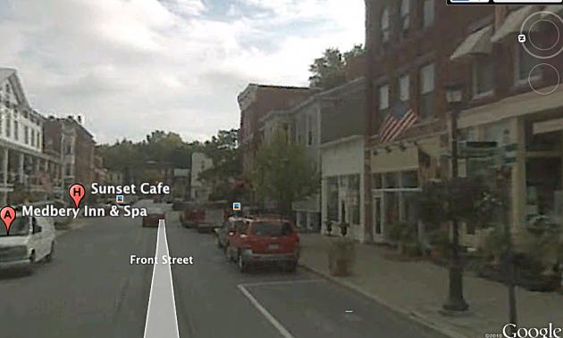 screen shot Milton NY