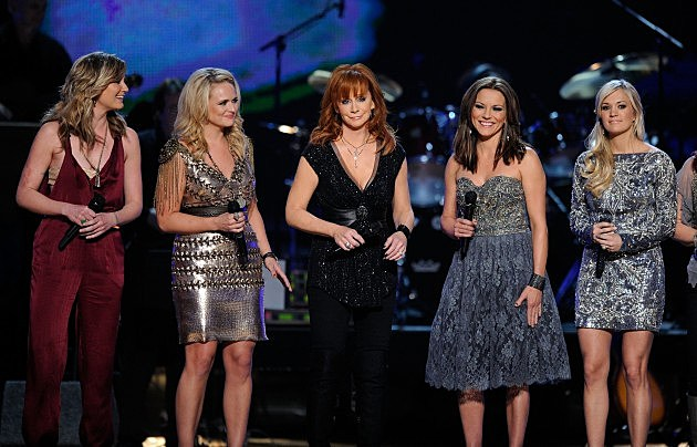 ACM Presents Girls' Night Out: Superstar Women Of Country - Show