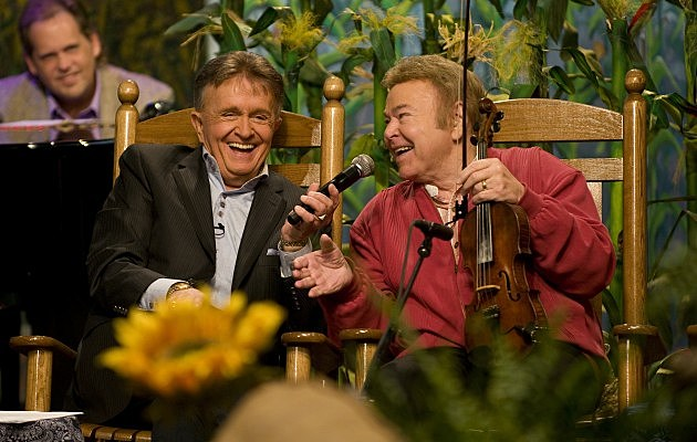Bill Anderson and Roy Clark