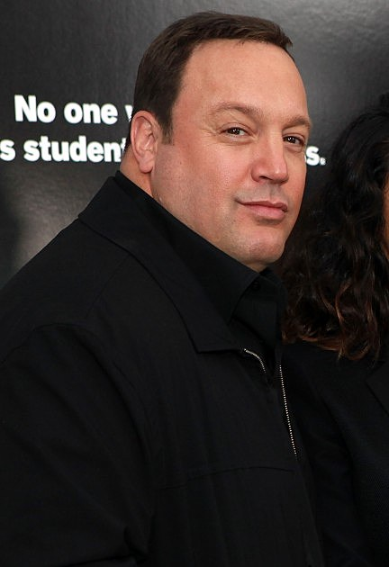"""Here Comes The Boom"" New York Premiere Kevin James"