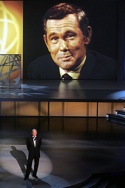 57th Annual Emmy Awards - Show Johnny Carson