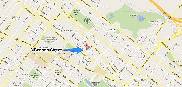 3 Benson Street - albany