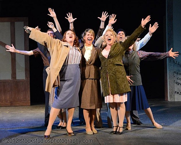 Home Made Theater 9 to 5 Cast