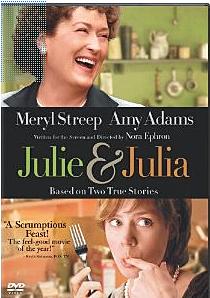 Screen shot julie and julia