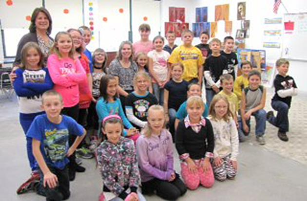 Fonda Fultonville Central School 4th Grade