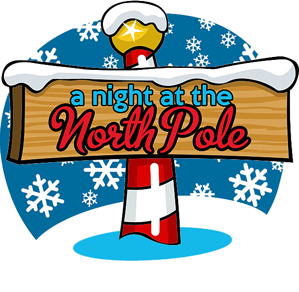 Albany NY Night at the North Pole logo