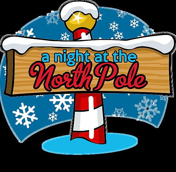 Albany NY Night at the North Pole logo