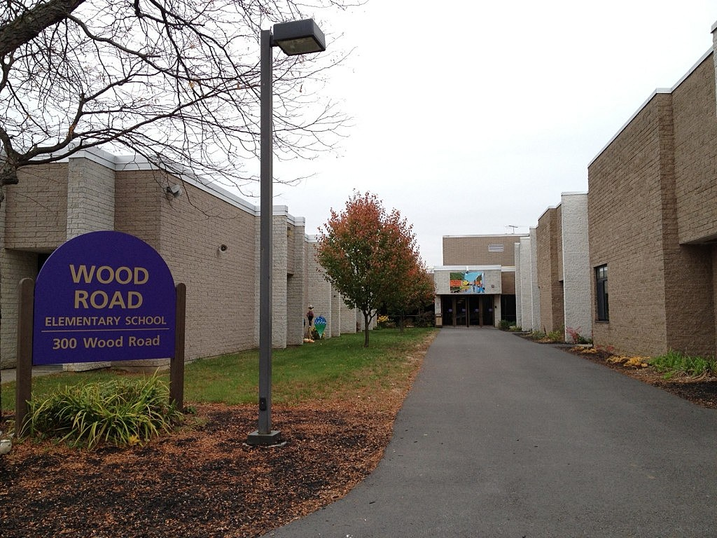 Wood Road School - Ballston Spa