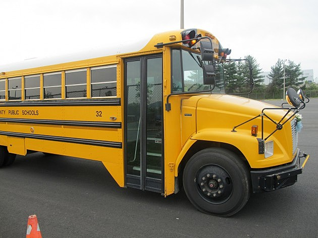 yellow school bus - closings