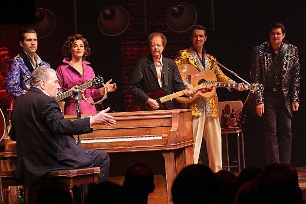 """Million Dollar Quartet"" Welcomes Jerry Lee Lewis For Finale Performance"