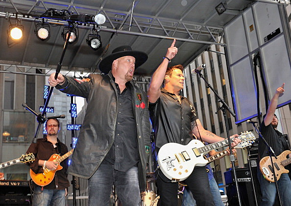 """FOX & Friends"" All American Concert Series - Montgomery Gentry"