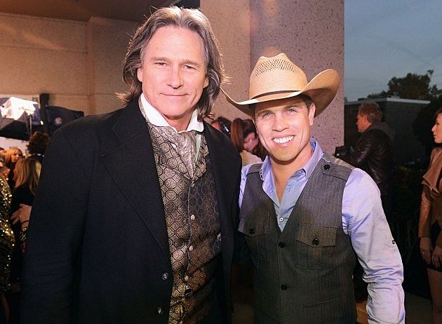 Billy Dean and Dustin Lynch
