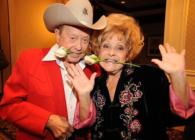 Little Jimmy Dickens and Brenda Lee