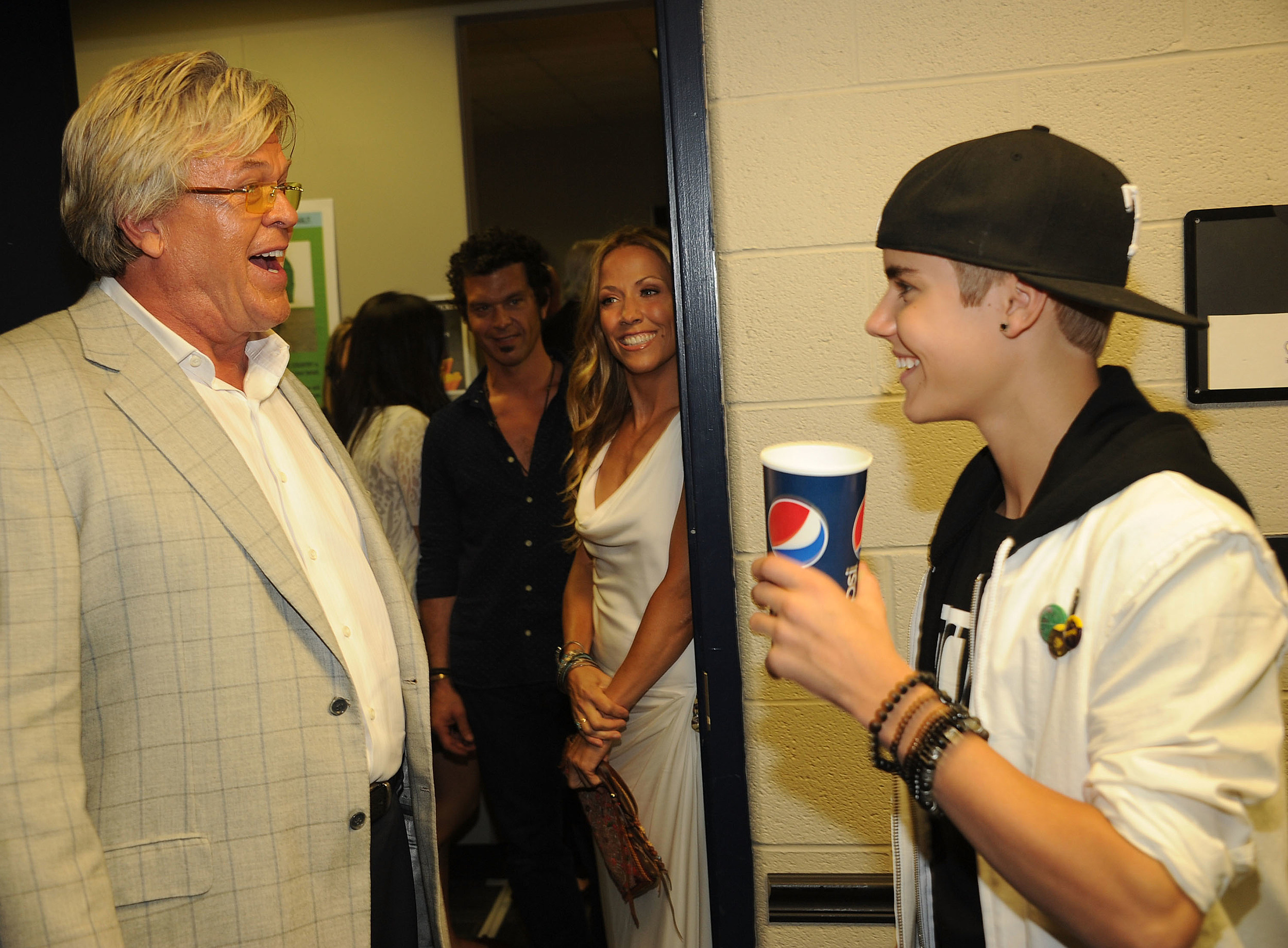 Ron White and Justin Bieber