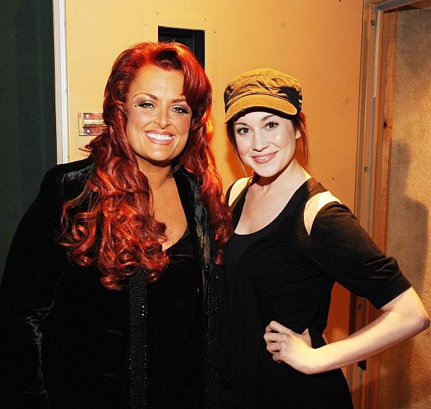 Wynonna and Kellie Pickler
