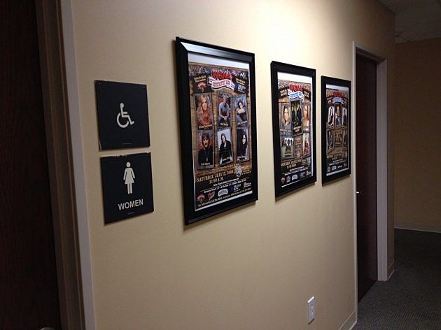 wgna hallway cfest posters