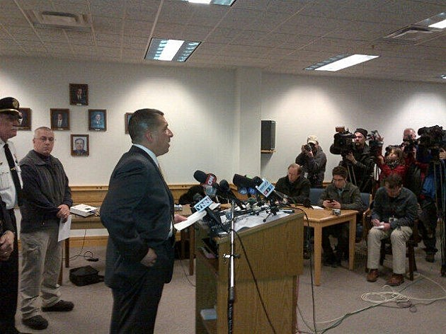 press conference herkimer shootings