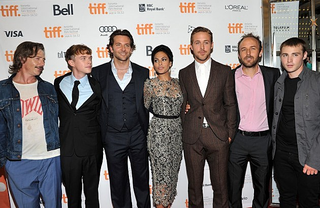 "The Cast Of ""The Place Beyond The Pines"""