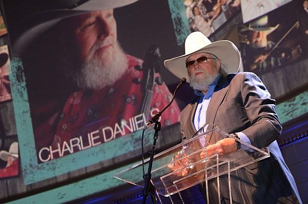 Charlie Daniels at the 2012 Leadership Music Dale Franklin Awards