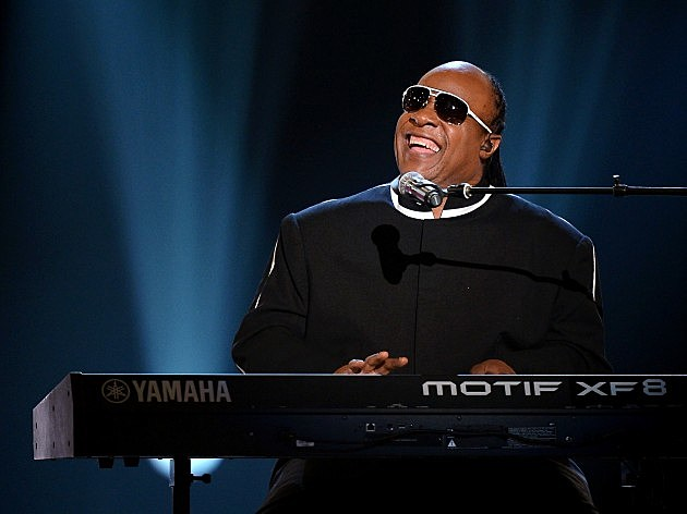 Stevie Wonder On The ACMs
