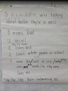Deleware Community School bullying final copy