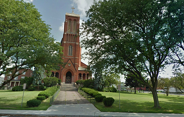 St. Patrick's Church In Watervliet