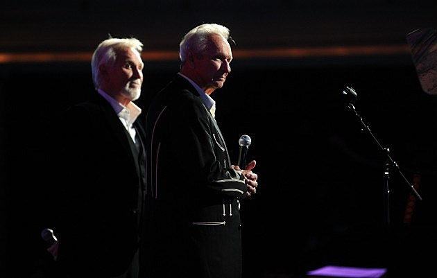 Branson Stars Kenny Rogers and Mel Tillis
