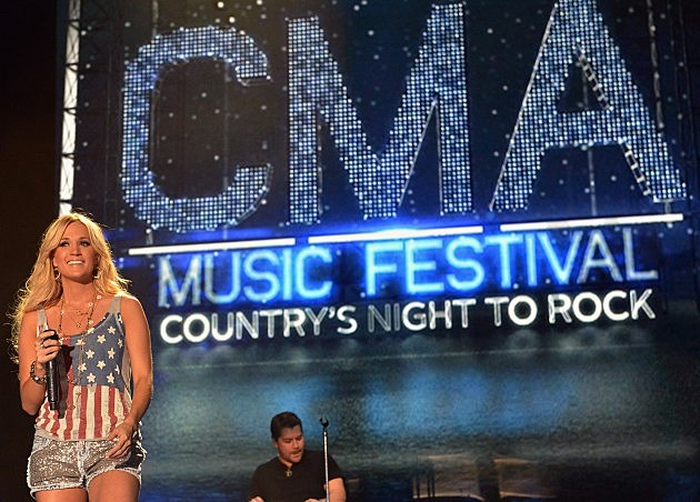 2012 CMA Music Festival - Carrie Underwood
