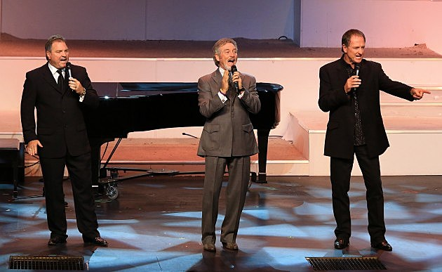 The Gatlin Brothers Performing At Andy Williams' Memorial Service In Branson