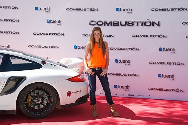 'Combustion' Madrid Photocall