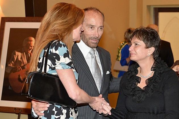 Kim and Lee Greenwood and Nancy Jones