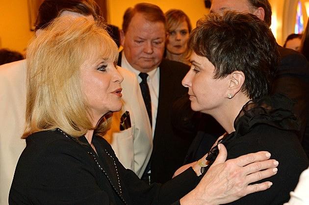 Barbara Mandrell and Nancy Jones