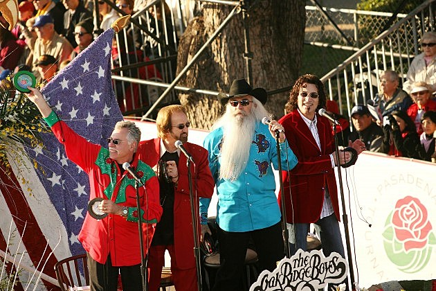 The Oak Ridge Boys 2007