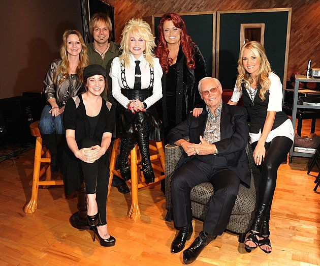 The Roys, Kellie Pickler, Dolly Parton, Wynonna, George Jones, Carrie Underwood