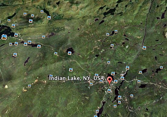 Screen shot indian lake
