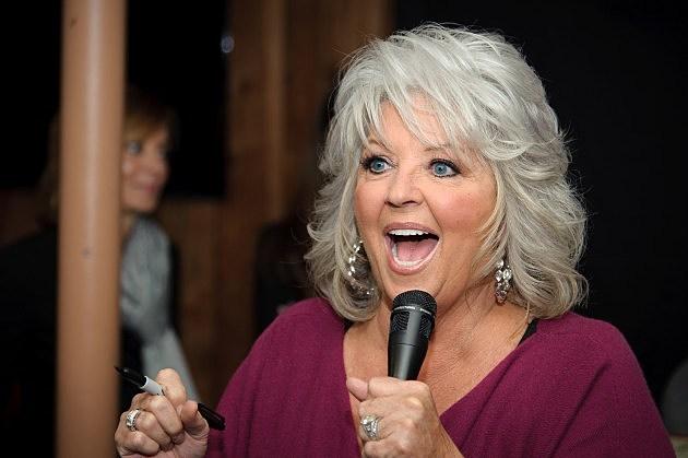 "Paula Deen Signs Copies Of ""Paula's Southern Cooking Bible"""