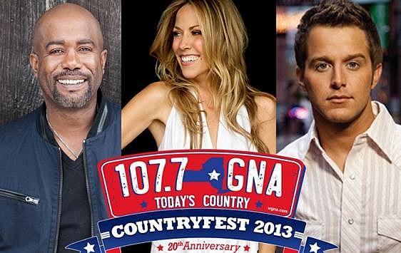 WGNA Countryfest 2013