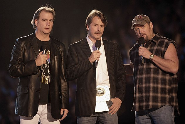 Bill Engvall, Jeff Foxworthy, Larry The Cable Guy