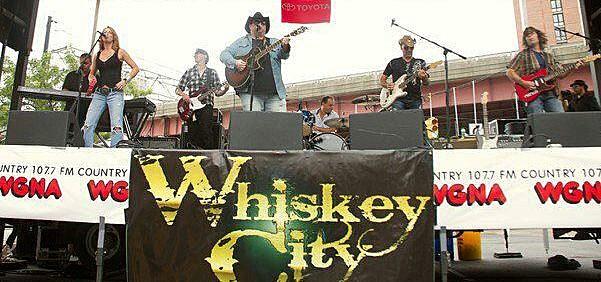 Whiskey City