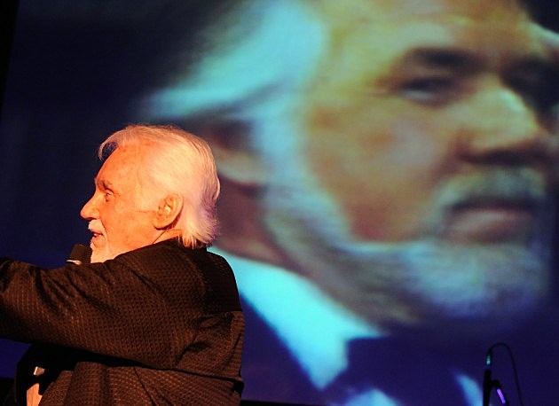 Country Music Hall Of Fame And Museum's 2012 Artist-in-Residence - Kenny Rogers