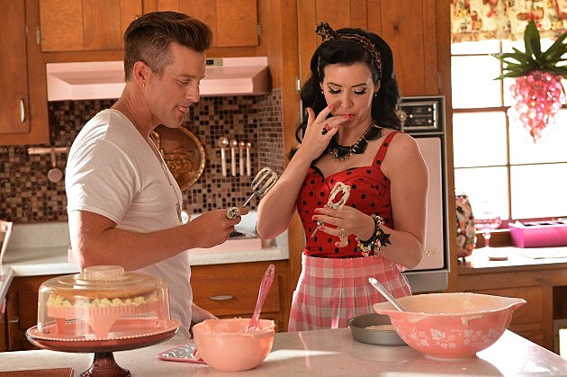 """Thompson Square's """"Everything You Shouldn't Be Thinking About"""" Video Shoot"""