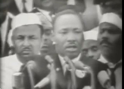 Screen Shot Martin Luther King