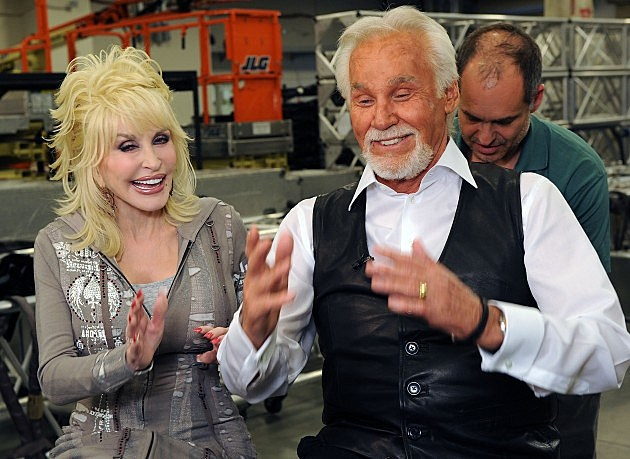 Dolly Parton and Kenny Rogers: The First 50 Years Show 2010