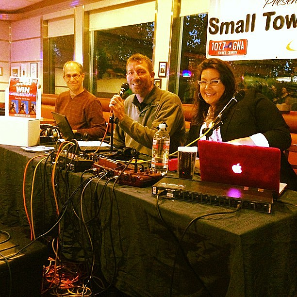 Morning show Alexis diner North Greenbush
