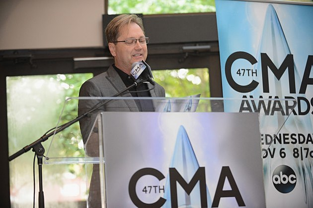 Steve Wariner Announces CMA Radio Nominees