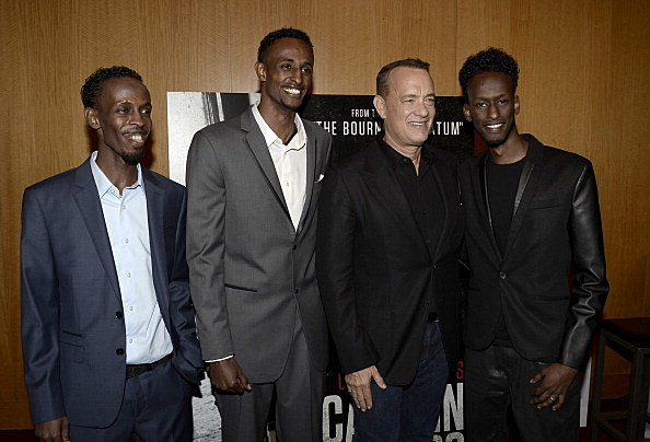 """Premiere Of Columbia Pictures' """"Captain Phillips"""" - Red Carpet"""