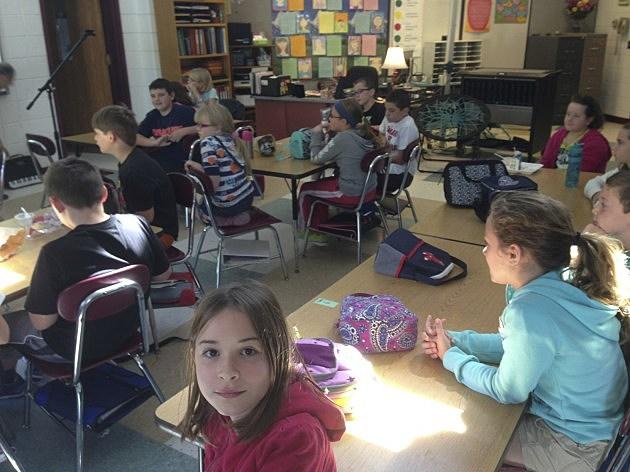 Poestenkill elementary school