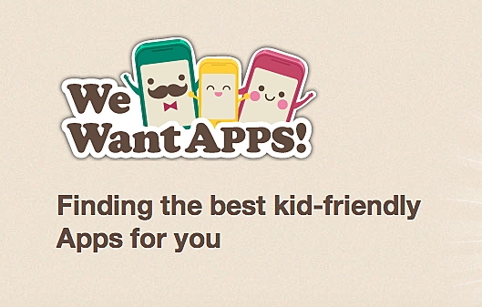 Screenshot we want apps