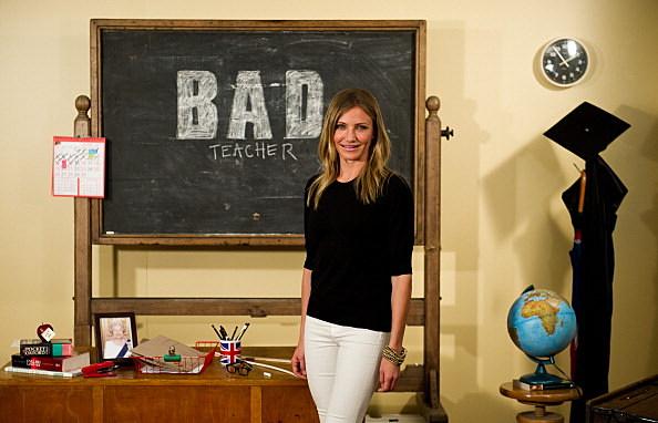 Bad Teacher Photocall - London
