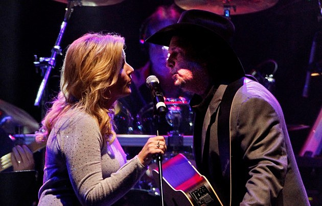 Trisha Yearwood and Garth Brooks: Playin' Possum! The Final No Show Tribute To George Jones - Show